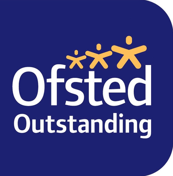 Oftsed Outstanding Logo