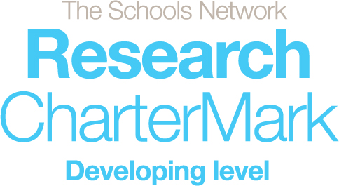 Research CharterMark Developing Level Logo